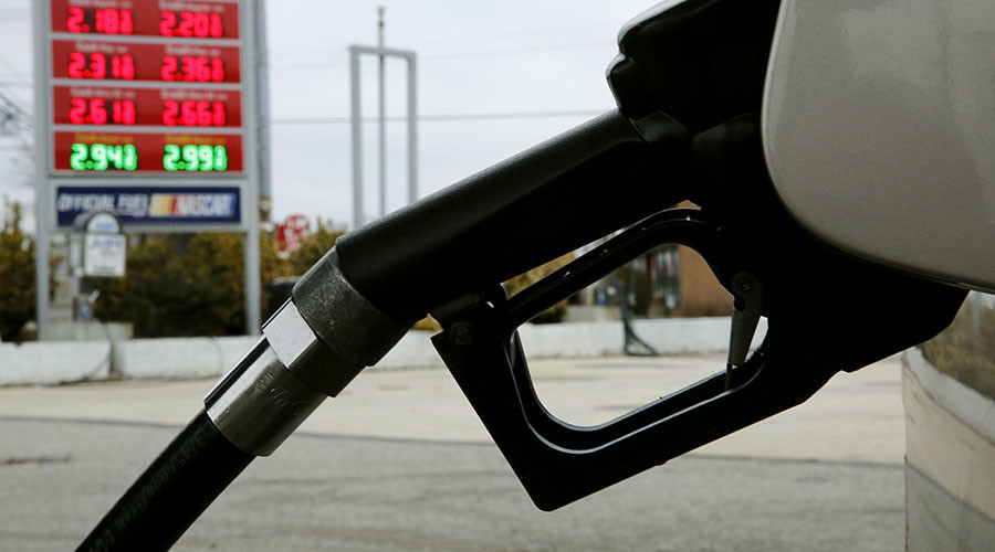 Falling US demand pushes oil price to month low