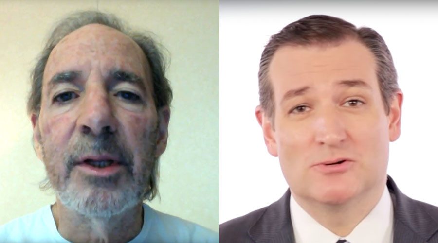 'Simpsons' actor Harry Shearer turns tables on Ted Cruz, auditions for 'snivelling hero' (VIDEO)