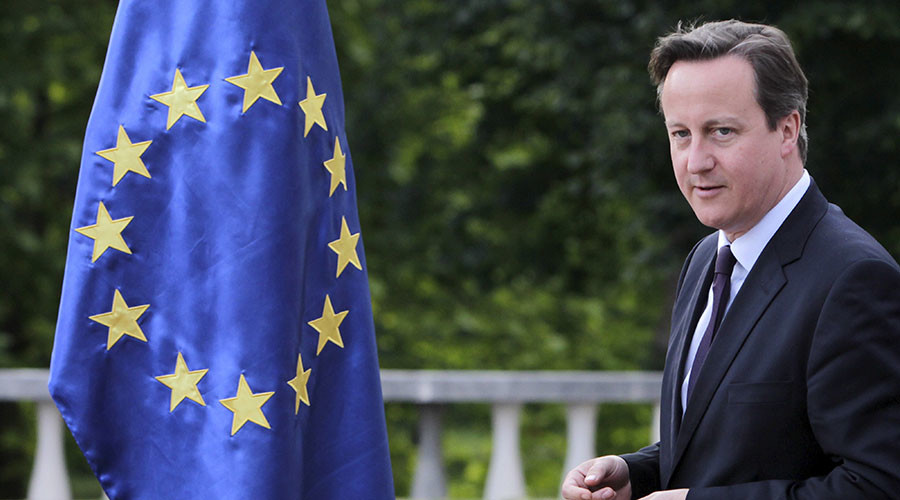 Project Fear gets personal: Cameron equates Brexit to 'self-harm'