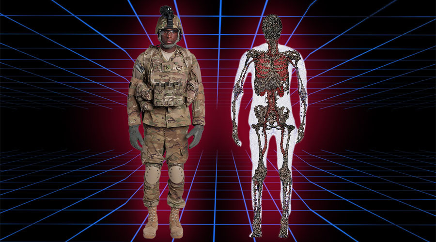 US creating army of 3D avatar soldiers to 'test physiological responses'