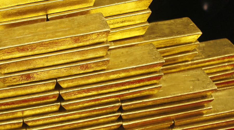 Osama bin Laden bet on gold