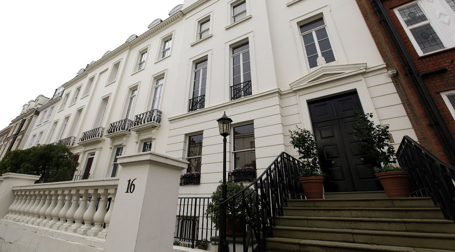 Housing crisis: Foreign despots buy up London, while millennials left out in the cold