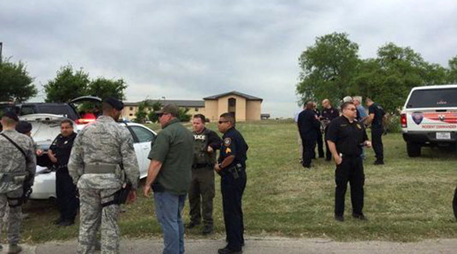 Two people killed at Lackland AFB in Texas, murder-suicide suspected