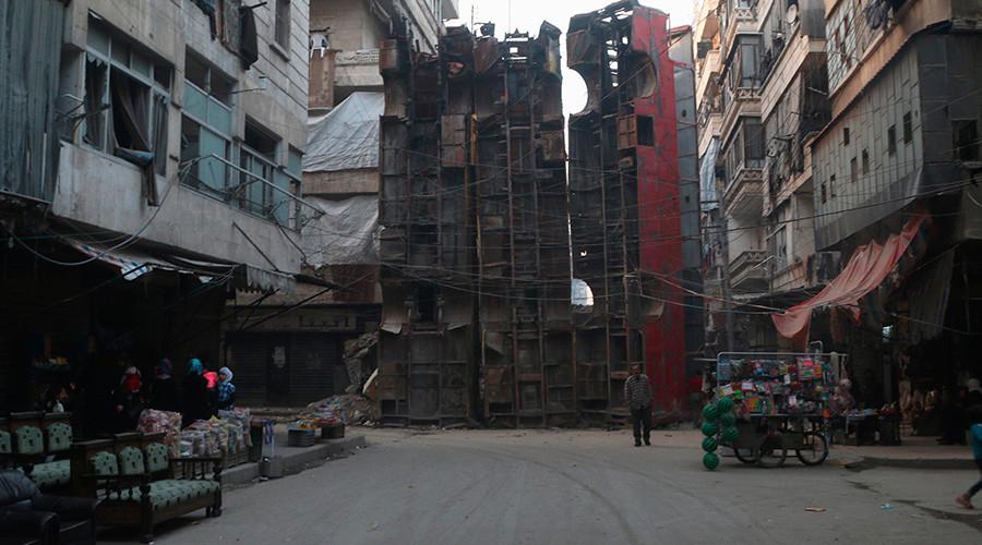 Syria prepares op to liberate Aleppo, Russia to assist – agencies cite PM Halaki