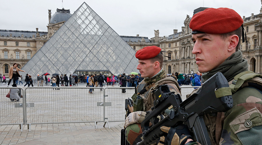Paris received terror attack warning 5 months before assaults – report
