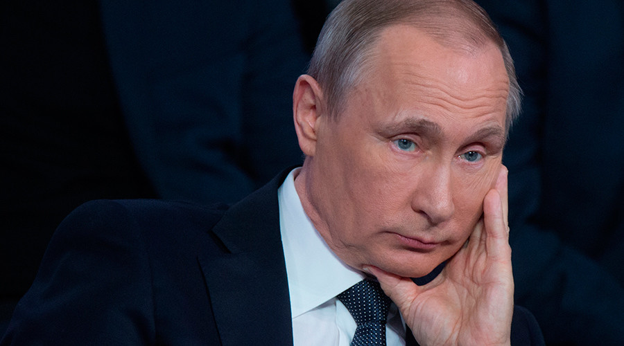 If Putin's not in it, he's behind it: Western media's new spin on Panama Papers