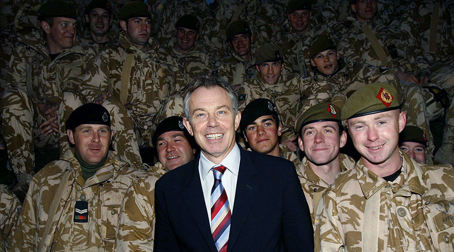 Chilcot redacted? Spies to scrutinize Iraq war report before publication