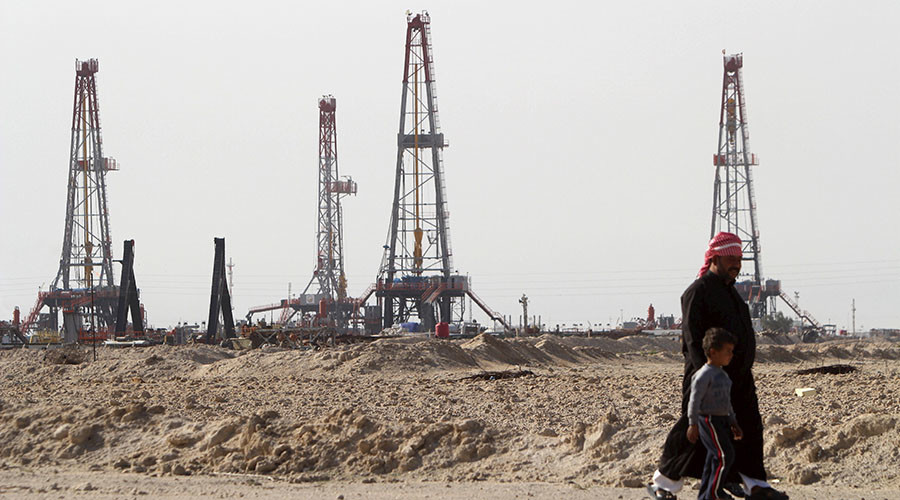 Iraq oil output hits record high ahead of production freeze talks
