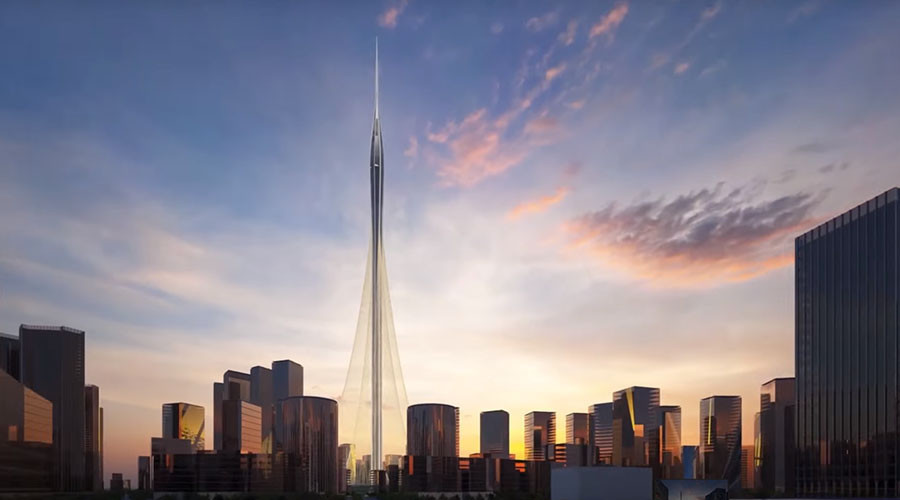 World's tallest wooden skyscraper to soar 350 meters above Tokyo (VIDEO)