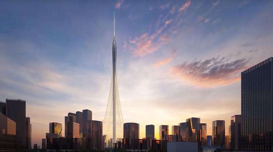 Dubai Plans World S Tallest Skyscraper Rt Business News