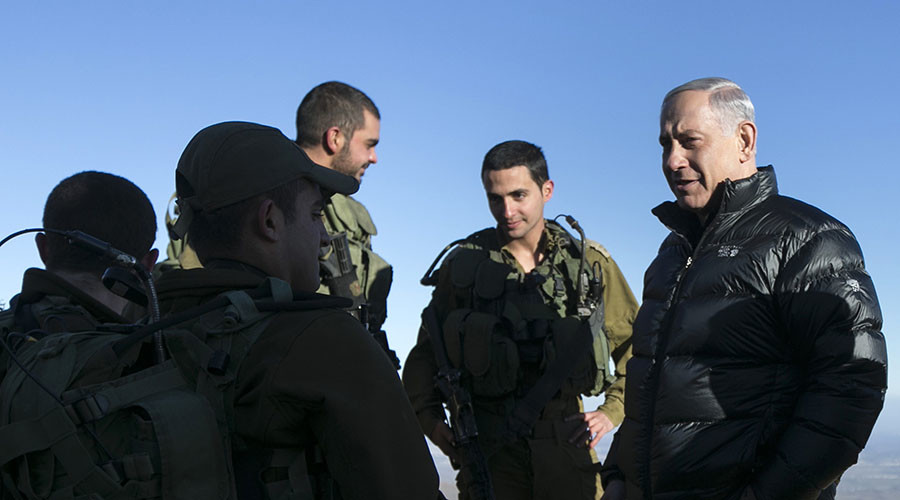Israel launched Syria strikes to prevent Hezbollah from obtaining weapons – Netanyahu