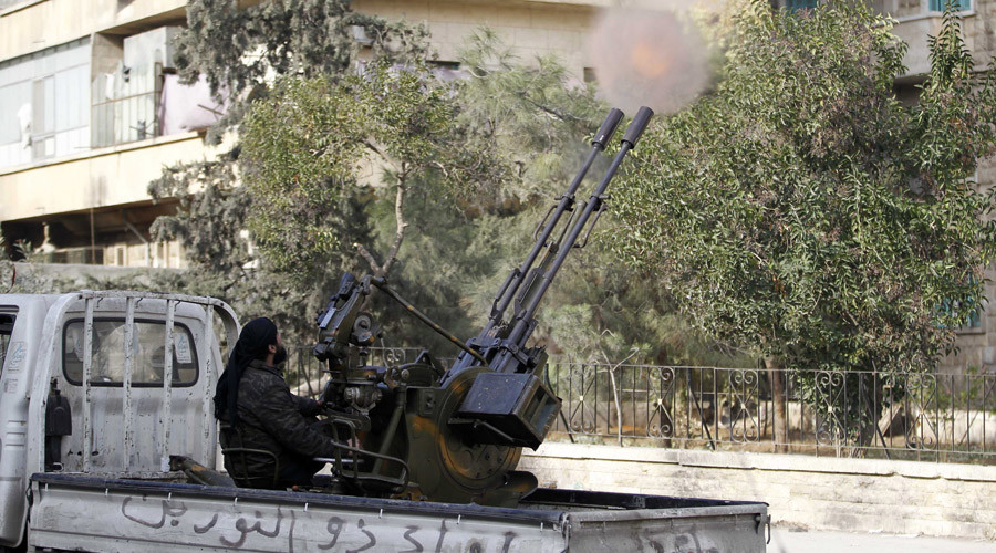 10,000 Al-Nusra militants surrounding Aleppo, plan to blockade the city – Russian military