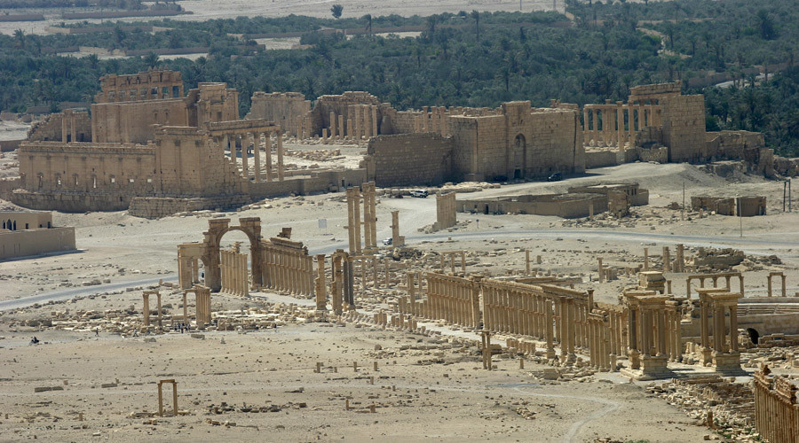 UNESCO unanimously approves Russian resolution on Palmyra restoration