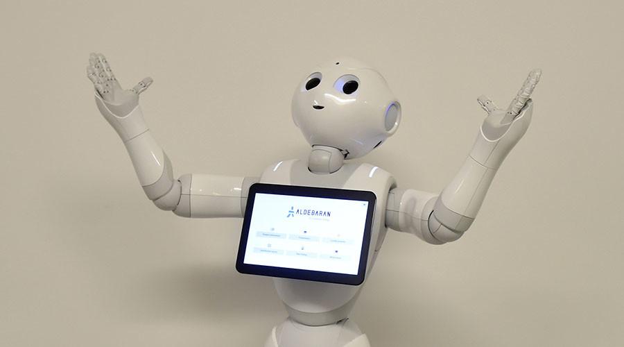 World first: Japanese robot enrolls in high school