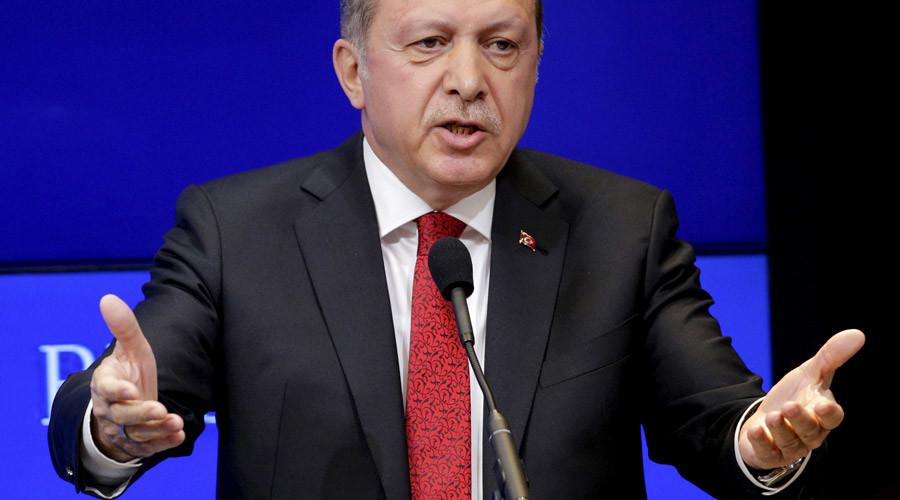 Erdogan announces Istanbul-based anti-terror 'Islamic Interpol'