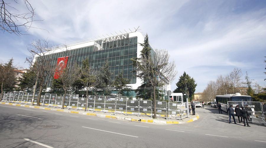 'Erdogan busily turning Turkey into police state'