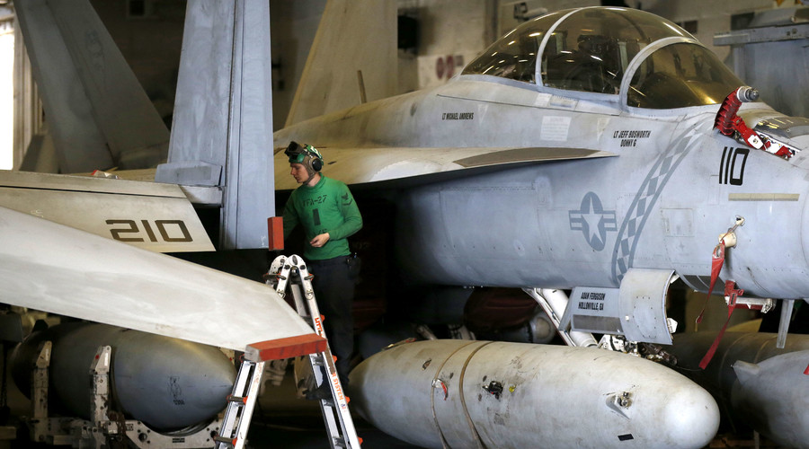 US military aircraft in decay, over half of fleet unable to fly – Marine Corps
