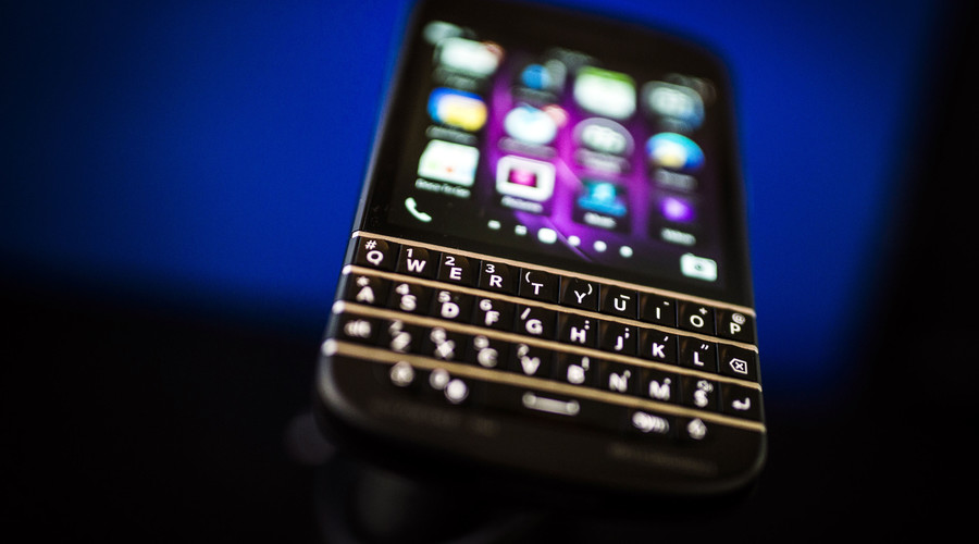 Canadian police intercepted 1mn messages using BlackBerry's master encryption key – report