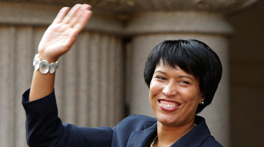 DC mayor calls for nation's capital to be 51st state