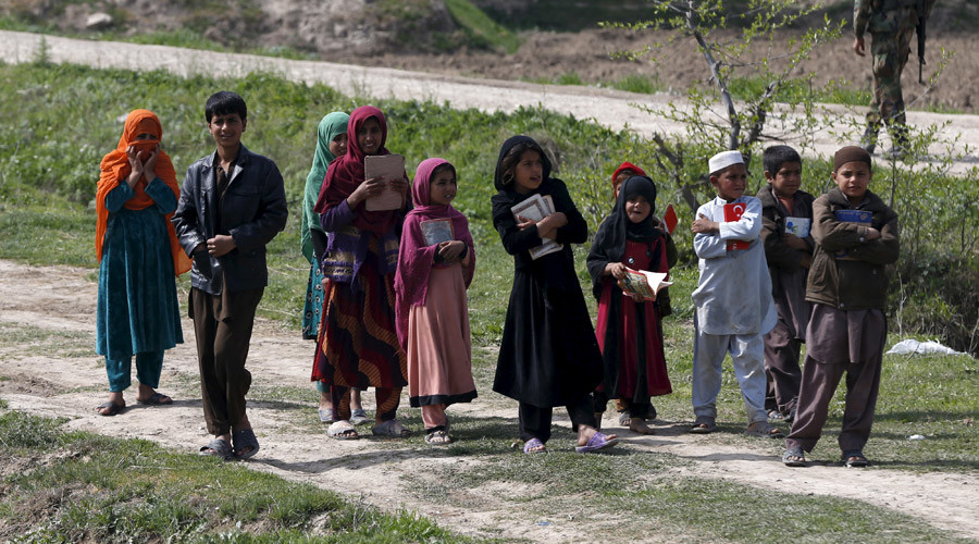 161 children killed in Afghanistan since the start of 2016, UN says