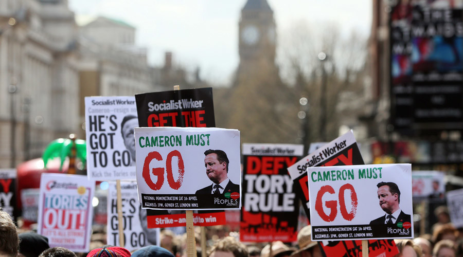 A Charmed Life: David Cameron, the fast-tracked Teflon Tory (Part Two)