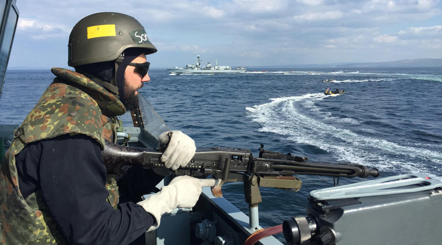 Secret NATO manual accidentally leaked to Scottish boat operators - report