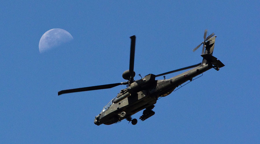 US to send 200 more troops, Apache helicopters to Iraq to fight ISIS