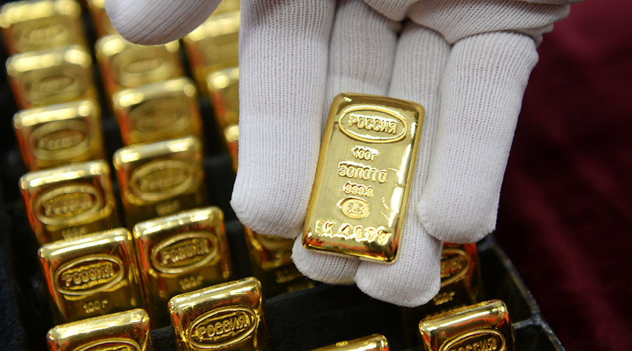 Moscow & Shanghai seek to dominate gold trade