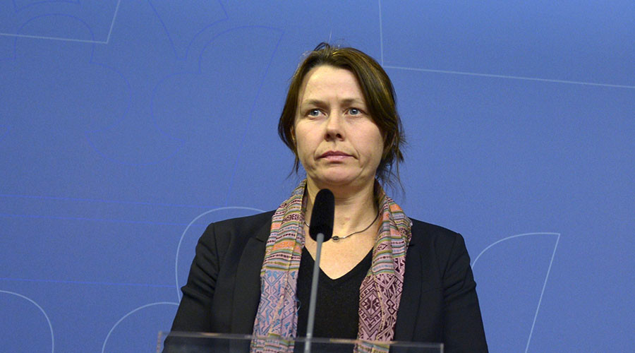 'Despicable': Sweden's deputy PM refers to 9/11 attacks as 'accidents' on live TV