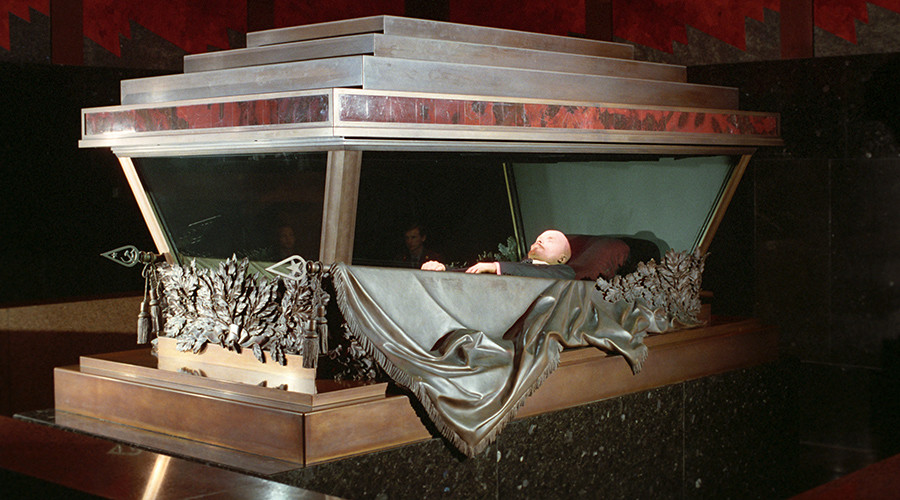 RIP after 92 years? Majority of Russians want Lenin's body buried poll shows