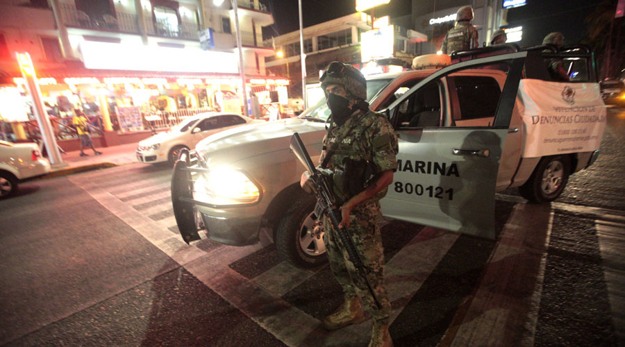 Panic, gunshots & police sirens: Mexico's Acapulco rocked by multiple shootings