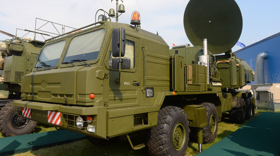 Killer airwaves: Russia starts trial of electromagnetic warfare system