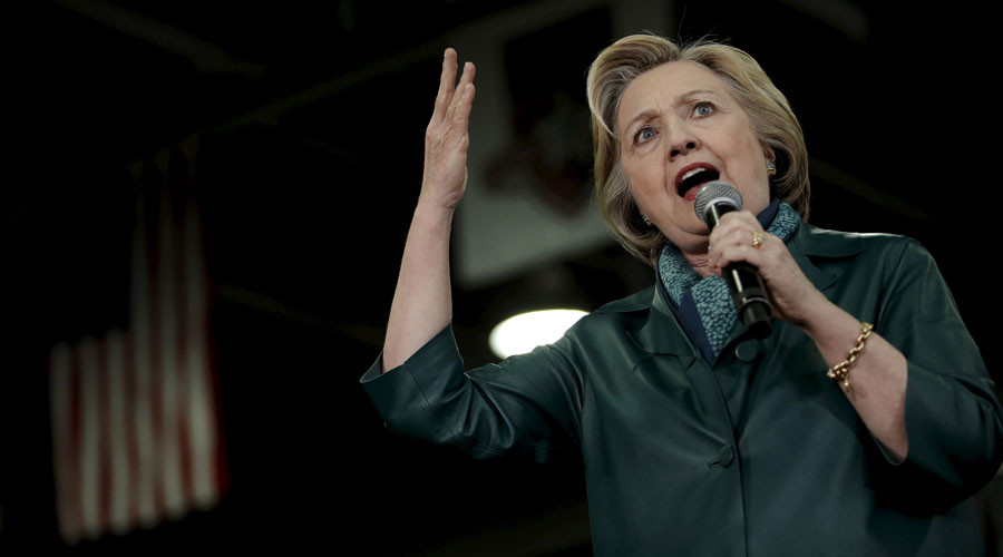 President Hillary? If you think Russian-American relations are bad now, you ain't seen nothing yet