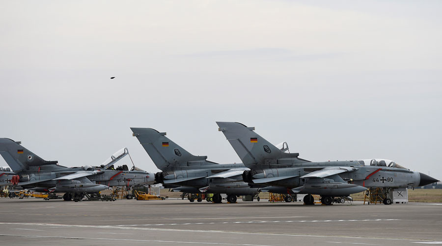 Germany to invest €65mn into own section at Turkish air base for Tornado jets