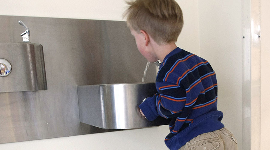 High lead levels contaminating water fountains in Boston schools