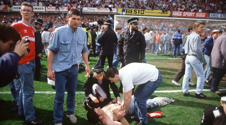 Freemasonry linked to 'police cover-up' of Hillsborough disaster that left 96 dead