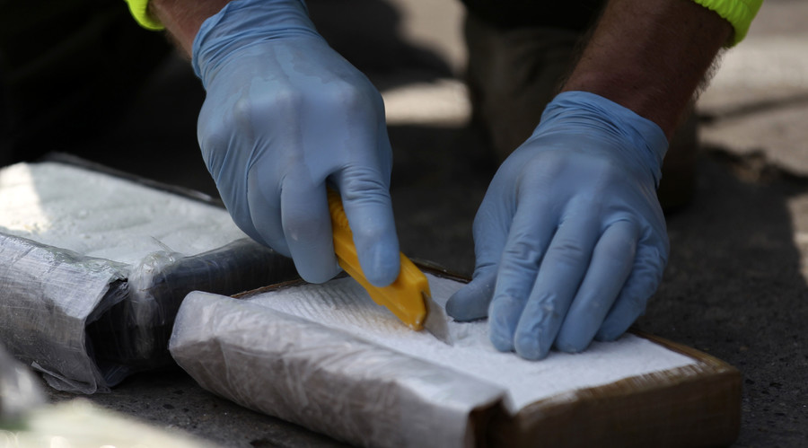 Drug dealer brings cocaine to French police station for quality test