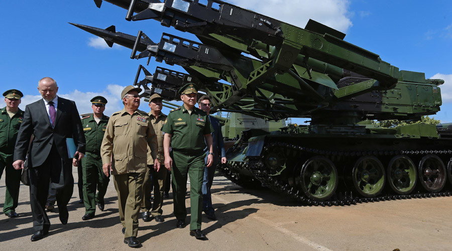 Communists ask Putin to deploy missiles to Cuba in reply to Pentagon's Turkey expansion