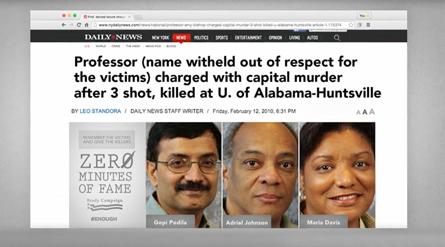 Undeserved fame: New browser plugin erases killers' names & photos from news to stop copycats