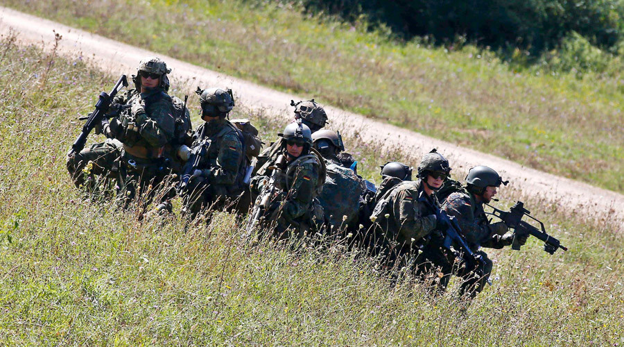 NATO to send 4,000 troops to border with Russia - report