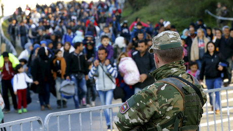 EU has 900 'no-go' areas because of migrants, Hungary says