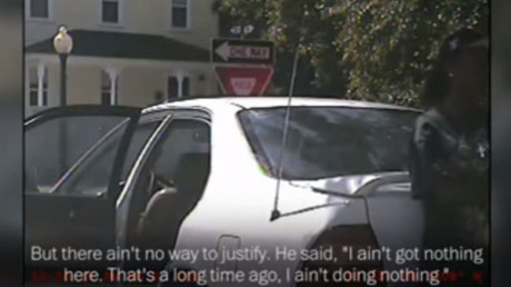 Police 'sexually assault' black couple during roadside cavity search (VIDEO)