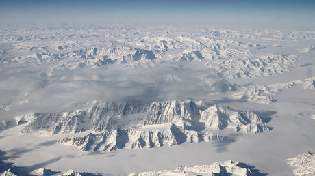 Underground 'hot spot' may melt Greenland's icy heart – research