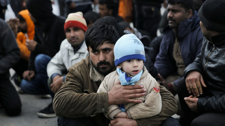 Amnesty strikes out at dire conditions in Greek refugee camps amid 'rushed' EU-Turkey deal
