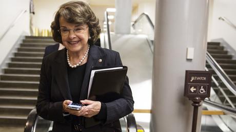 U.S. Senator Dianne Feinstein © Joshua Roberts