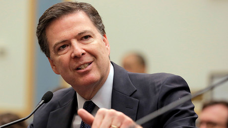 FBI Director James Comey © Joshua Roberts