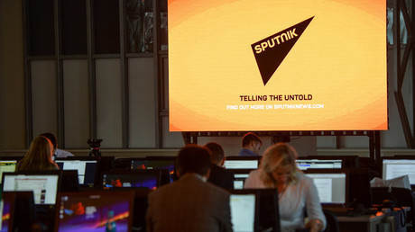 Russia's Sputnik news website abruptly blocked in Turkey after 'legal consideration'