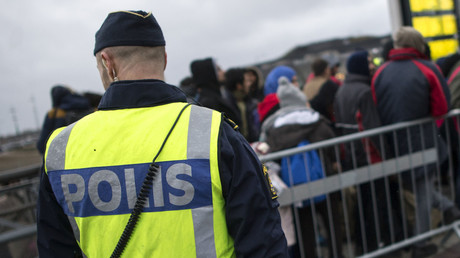 60 people brawl at Swedish refugee center, staff flee