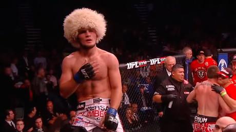 Khabib is back! Nurmagomedov marks his UFC return beating Darrell Horcher