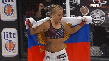 Anastasia Yankova: 'I'm excited to be back to fighting, but won't get involved in trash talking'